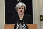 英首相谴责大型网企为极端思潮扩散提供了空间