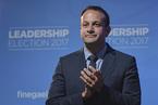 """""""70后""""印度移民后裔将成爱尔兰新总理 曾公开出柜"""