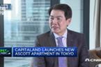 凯德集团CEO:公司正寻求中国和新加坡之外的投资机会