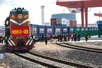 前5月铁路货运量高速增长 中欧班列成亮点