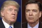 "FBI前局长公布与特朗普密谈实录 现实版""纸牌屋"