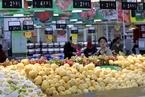 食品价格回落 5月CPI同比增速不及预期