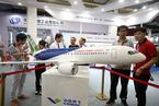 C919大型客机再获30架订单 总数达600架