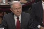 美司法部长出席听证会 否认通俄指控