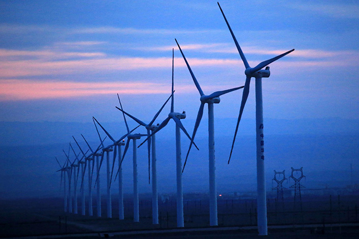 The Chinese government is trying to get renewable-energy companies on board with a program in which they would get de facto subsidies by selling
