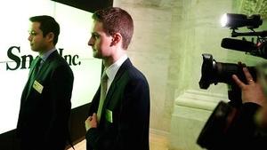 投资者失去信心 Snap股价周四跌至发行价