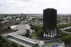 """伦敦大火幸存居民怒吼:""""我们的所有警告都被漠视了"""""""