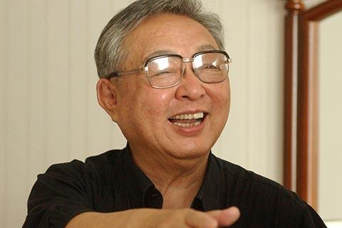 相声演员唐杰忠去世 享年85岁