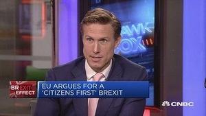 英国脱欧谈判首日都谈了哪些内容