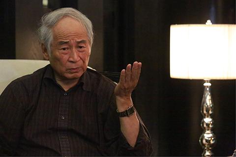 日本戏剧导演铃木忠志:努力创造一种永久之花