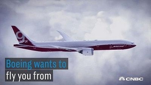 波音十年内将推超音速飞机 纽约飞上海只需2小时