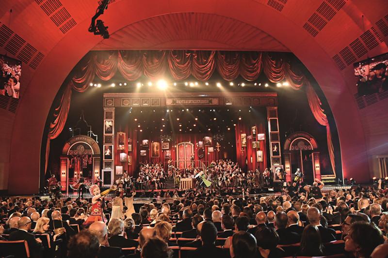 今晚我们只谈戏剧——第71届托尼奖侧记