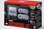任天堂公布新版SNES:售价80美元 回味童年经典
