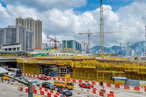 香港高铁基建工程进尾声 下半年试运行