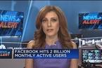 Facebook月活跃用户已达20亿