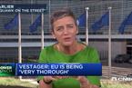 欧盟反垄断官员谈谷歌罚单:已进行非常全面的评估