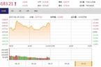 今日午盘:中小创活跃 沪指冲高回落涨0.32%