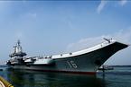 辽宁舰航母开放予香港市民参观