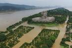 湘江长沙站超历史最高水位