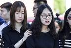 绑架章莹颖嫌犯出庭聆讯 华人庭外集会