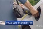 沃尔沃汽车宣布2019年后全面转型电动化