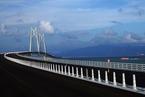 历时8年的港珠澳大桥主体工程今日贯通