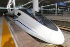 宝兰高铁通车运营 中国高铁实现