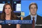 分析人士:亚马逊会员电视有赶超有线电视之势