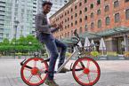 共享单车进军海外市场 英国受捧 美国新加坡遇困境