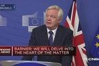 第二轮英国脱欧谈判启动