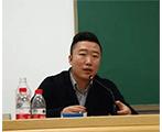 财新视频总监邱嘉秋与新闻学子分享财新VR视频探索之路