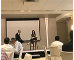 财新国际董事总经理李昕受邀出席新加坡国际CFO论坛