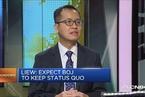 分析人士:日央行不大可能在不久的将来实现2%通胀目标