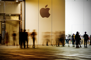 Apple Creates New Position to Head China Unit