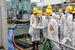 福岛核事故调查取得突破 水下机器人拍到疑似核燃料沉积物