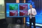 亚洲股市周二开盘涨跌不一