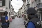 瑞士街头惊现电锯袭击事件致5人受伤 嫌犯在逃
