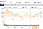 今日收盘:周期股延续涨势 沪指尾盘反弹翻红