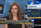 Facebook二季度业绩超预期