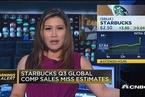 星巴克营收不及预期 押注中国市场