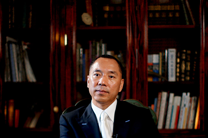 Fugitive businessman Guo Wengui raised $3 billion from Abu Dhabi investors for the ACA Investment Fund, most of which he sunk into a bad investment in 2015.