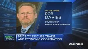 南非贸工部部长:将向中国寻求更有附加值的投资