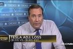 特斯拉业绩超预期 持有现金超30亿美元
