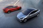 特斯拉Model 3日均新增订单1800张