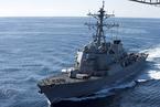中国警告驱离擅入美济礁海域的美军舰 批域外势力寻衅滋事