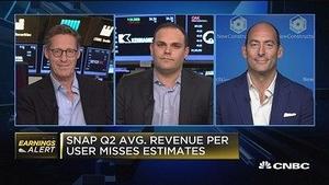 SnapQ2财报讨论:竞争优势何在