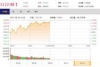 今日午盘:创业板涨逾2.5% 沪指震荡上涨0.43%