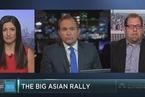 亚洲市场ETF2017年表现出色 中国领跑