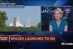 """SpaceX""""猎鹰9号""""成功发射 执行第12次补给任务"""