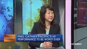 分析人士:预计国泰航空上半年将亏损12亿港元